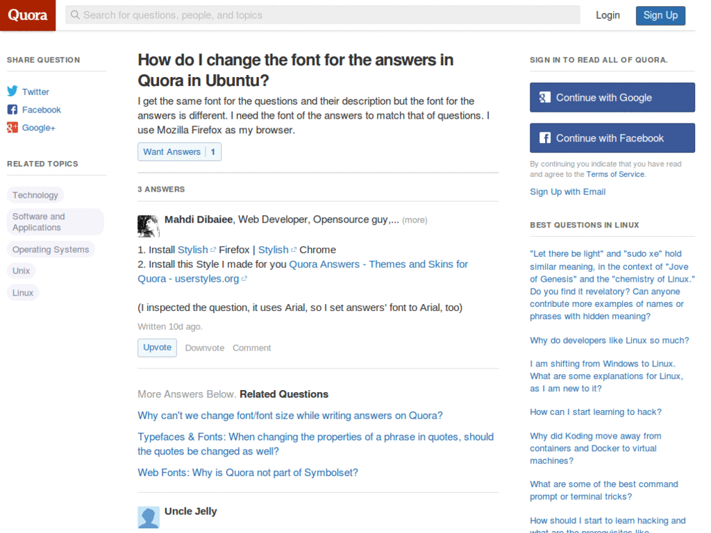 User styles google chrome themes - Quora Answers