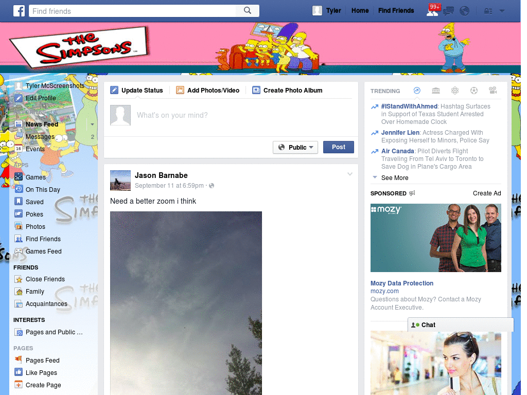 11278 after Cara Mengganti Background Facebook Keren | Merubah Layout