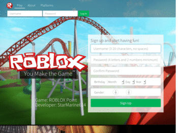 how to change the roblox color