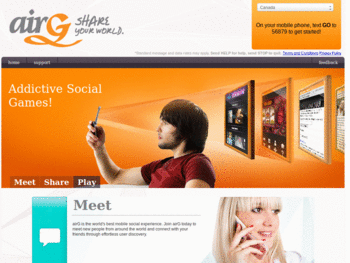 Airg dating website