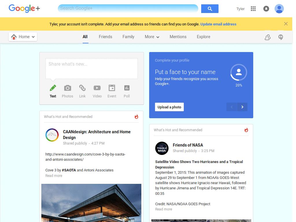 User styles google chrome themes - Google Plus Color Theme