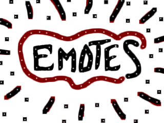 free custom emote s template themes and skins for twitch. Black Bedroom Furniture Sets. Home Design Ideas