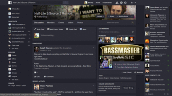 facebook themes free download