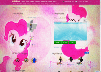 Roblox Pinkie Theme - Themes and Skins for Roblox ...