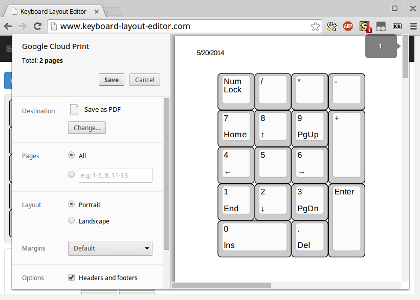 Keyboard Layout Manager Lite