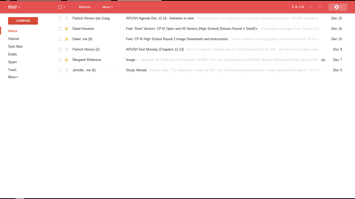 Cleaner UI for Gmail | Userstyles org