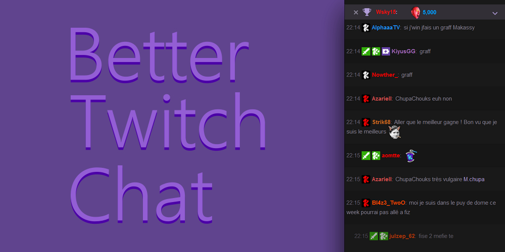 Better Twitch Chat | Userstyles org