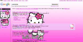 Hello Kitty Desktop Theme