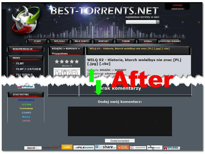 torrenty net mx